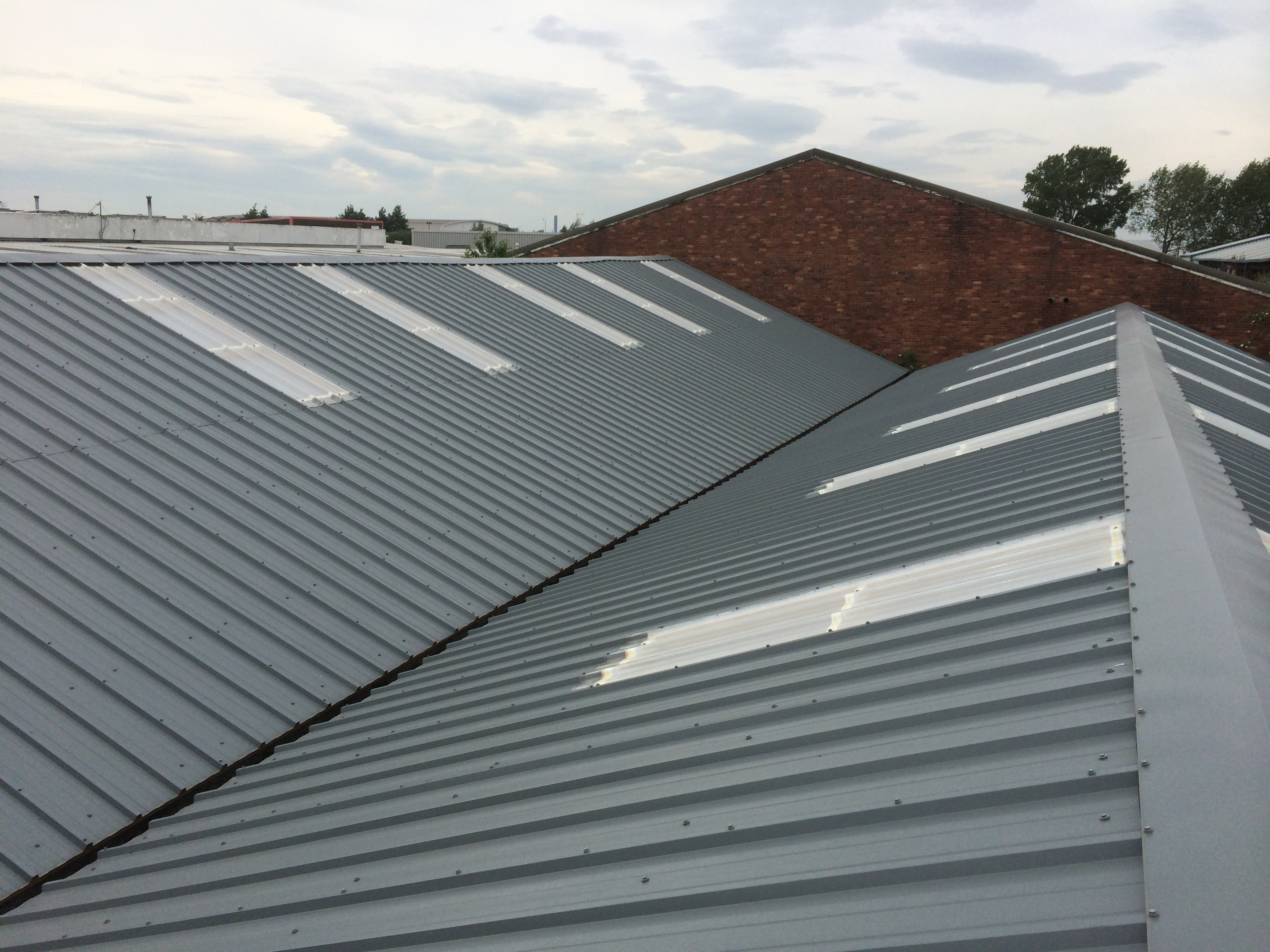 Commercial Amp Industrial Roofers Maincoat Limited